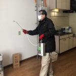板橋区マンション/除菌脱臭、遺品整理