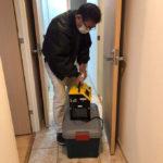 特殊清掃・オゾン脱臭/板橋区分譲マンション